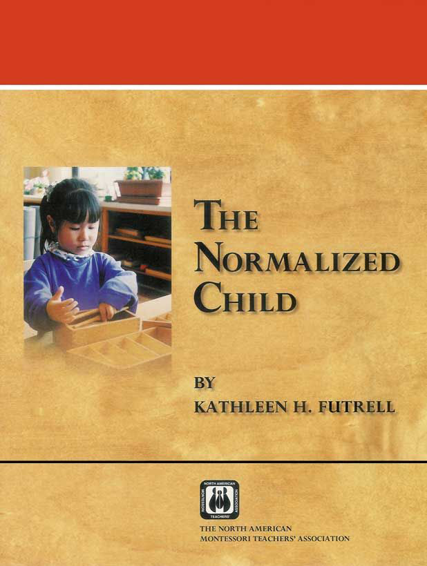 Front Cover — The Normalized Child By Kathleen H. Futrell